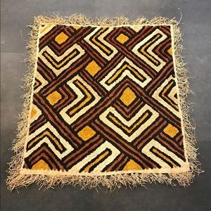 Other - African Kuba cloth textile